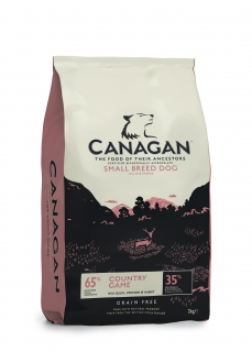 Canagan Country Game for Small Breeds 2kg