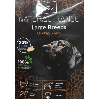Rex Natural Range Large Breed 14kg